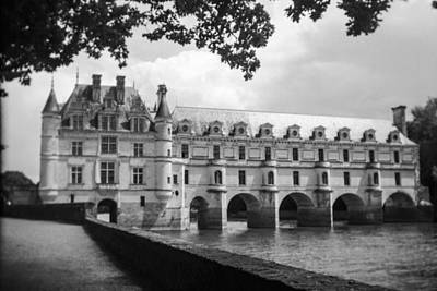 Photograph - Chateau Chenonceau by Matthew Pace