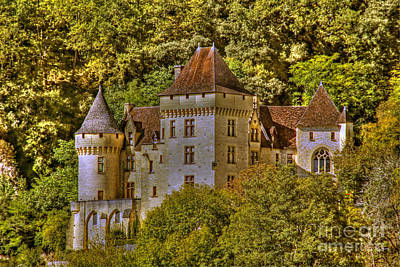 Photograph - Chateau La Malartrie by Rod Jones
