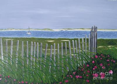 Painting - Chatham Beach by Michelle Welles