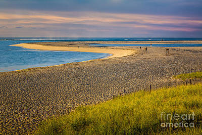 Photograph - Chatham Beach by Susan Cole Kelly