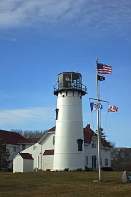 Photograph - Chatham Light by Amazing Jules