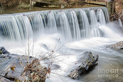 Photograph - Chattahoochee River by Donna Brown