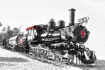 Photograph - Chattanooga Choo Choo by Shirley Mangini