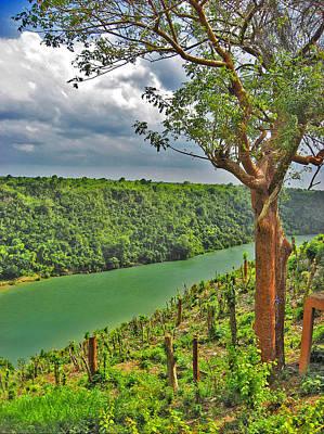 Chavon River. Altos De Chavon. Republica Dominicana.  Original