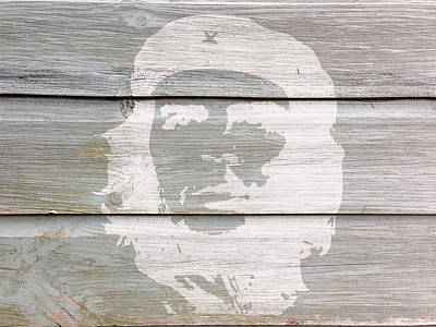Che Digital Art - Che Guevara by Celestial Images