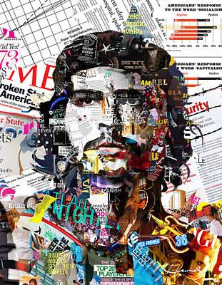 Che Digital Art - Che Guevara by Ari Mulya