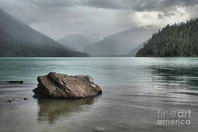 Photograph - Cheakamus Lake - British Columbia by Adam Jewell