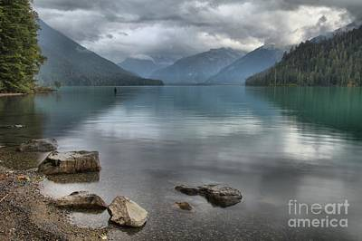 Photograph - Cheakamus Lake - Squamish British Columbia by Adam Jewell
