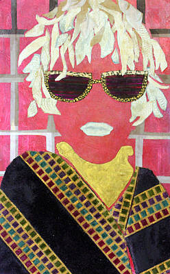 Cheap Sunglasses Art Print by Diane Fine