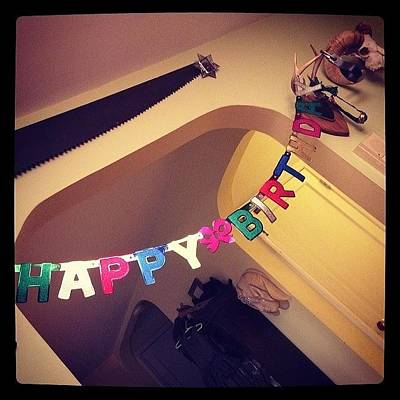 Cheap Photograph - #cheap #sweet #birthday #banner by Ashley Williamson