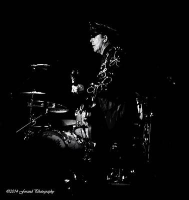 Photograph - Cheap Trick 3 - Silver Springs Florida 2014 by Debra Forand