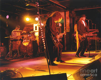 Cheap Trick-93-stage Art Print by Gary Gingrich Galleries