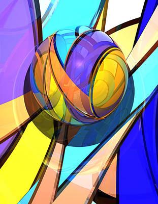 Digital Art - Check Barrels 35  by Zac AlleyWalker Lowing