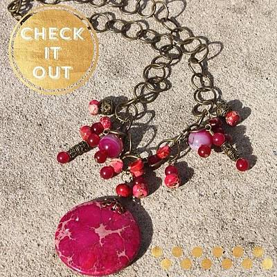 Jewelry Photograph - Check It Out! #ontheblogtoday Going by Teresa Mucha