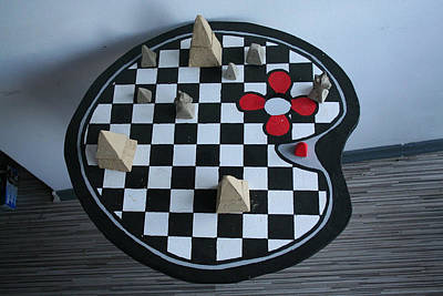 Checkmate Original by Claudia Costea
