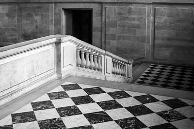 Checkmate Art Print by Nikolyn McDonald