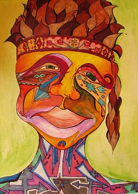 Feeling Authentic Art Print by Shelby Robbins