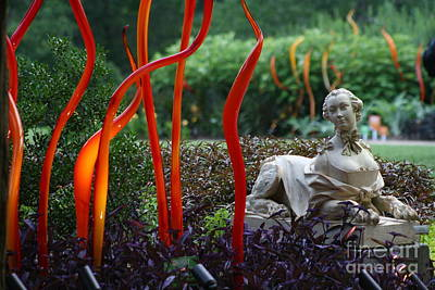 Cheekwood Gardens Exhibit Art Print