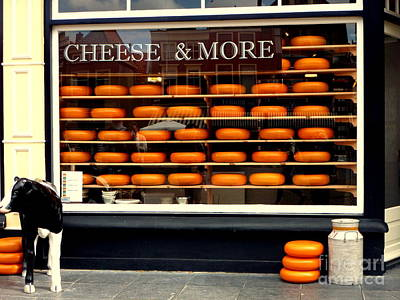 Photograph - Cheese And More by John Potts