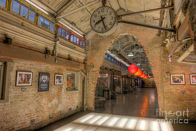 Photograph - Chelsea Market IIi by Clarence Holmes