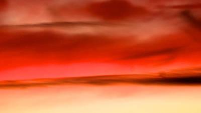 Alejandro Gutierrez Photograph - Chelsea Sunset - II by Alejandro Gutierrez