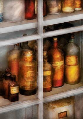 Photograph - Chemist - Flavor Lab by Mike Savad