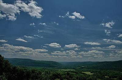 Landscape Photograph - Chemung Valley by Steven Richman