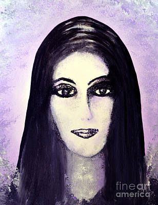Cher Art Print by Alys Caviness-Gober