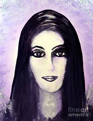 Cher Art Print