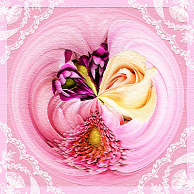 Photograph - Cherished Bouquet by Paula Ayers