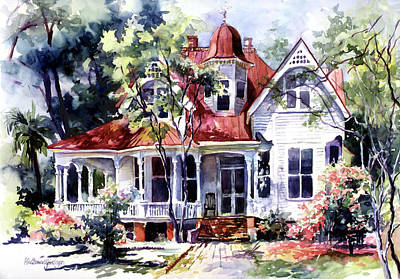 Comfort Painting - Cherished Memories by Alice Grimsley