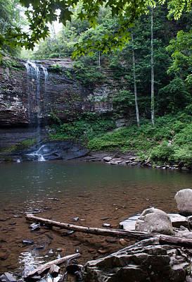 Photograph - Cherokee Falls by Rebecca Hiatt