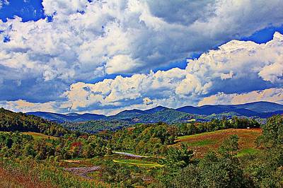 Photograph - Cherokee National Forest by Tom Culver