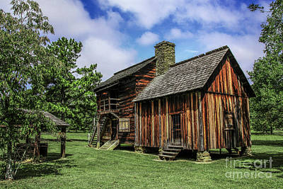 Photograph - Cherokee Tavern by Barbara Bowen