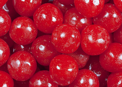Photograph - Cherry Balls by John Crothers