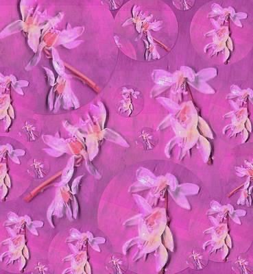 Cherry Bloom Art Print by Pepita Selles