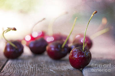 Photograph - Cherry Delites by Juli Scalzi