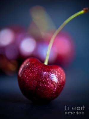 Photograph - Cherry Portrait by Patricia Bainter