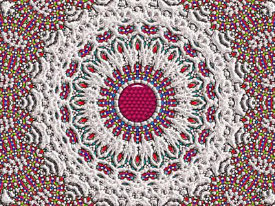 Digital Art - Cherry Pie by Robert Orinski
