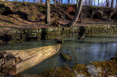 Cherry Coke Photograph - Cherry Valley Coke Ovens by David Dufresne