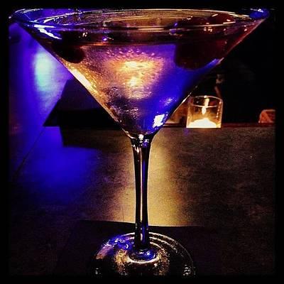 Martini Photograph - #cherryblossom #martini #salem by Amber Jane Barricman