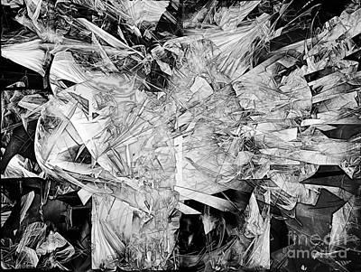 Barrelman Digital Art - Cherub 0503 - Marucii by Marek Lutek