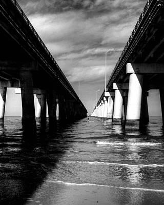 Photograph - Chesapeake Bay Bridge II by Pete Federico