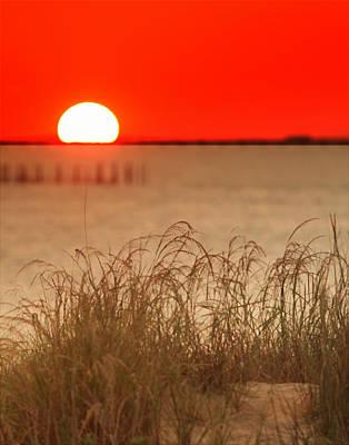 Chesapeake Sunset Art Print