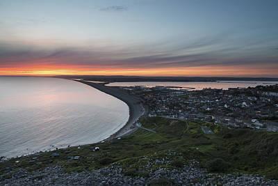 Chesil Beach Photograph - Chesil Beach  by Ollie Taylor