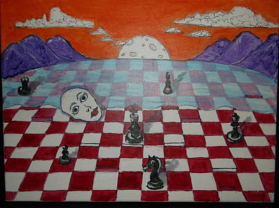Chess Dreams Original by Rodster