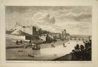 Chester Photograph - Chester by British Library