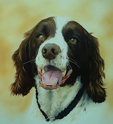 Wall Art - Painting - Chester by Julian Wheat