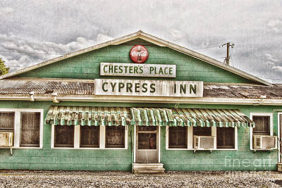 Fried Chicken Photograph - Chester's Place by Scott Pellegrin