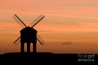 Wark Photograph - Chesterton Sunset by Anne Gilbert